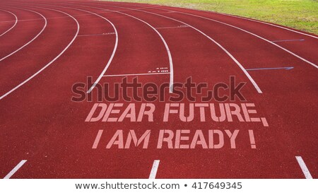 I am ready for race ! Stock photo © stockyimages
