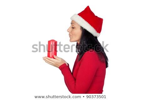 サンタクロース · 衣装 · ブーツ · 白 · 休日 · お祝い - ストックフォト © wavebreak_media