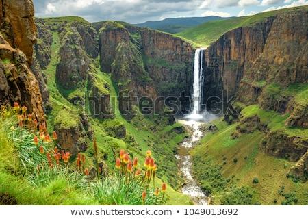Lesotho Stock photo © Istanbul2009