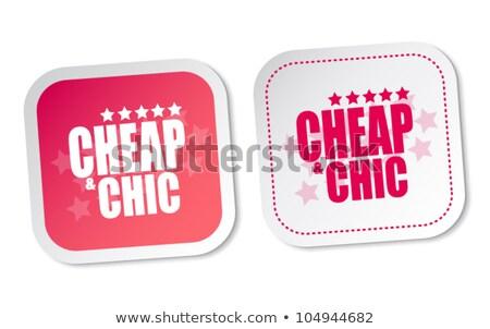 Legjobb választás rózsaszín vektor gomb ikon terv Stock fotó © rizwanali3d