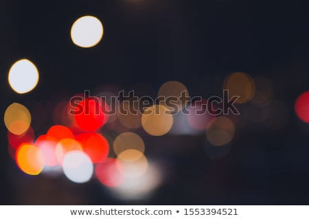 Defocussed bokeh of light spots Stock photo © robinsonthomas