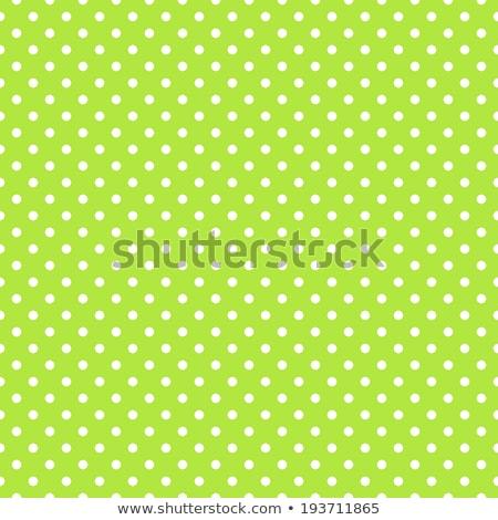 Сток-фото: бесшовный · зеленый · шаблон · Круги · складе