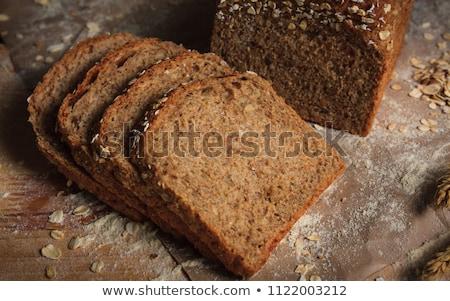 integral bread Stock photo © drobacphoto