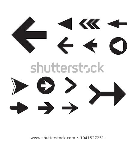kółko · wektora · recyklingu - zdjęcia stock © bluering