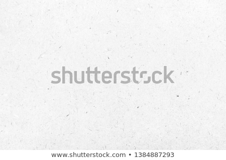 aislado · papel · textura · grunge · material · blanco · negro · vintage - foto stock © cienpies