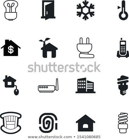 Mercury Digital Currency - Vector Pictogram. Stock photo © tashatuvango