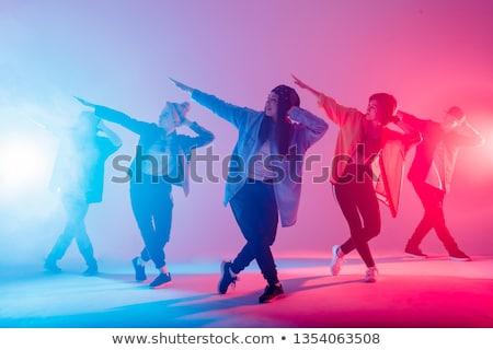ダンサー · 肖像 · クローズアップ · 男 · 女性 · ダンス - ストックフォト © alones