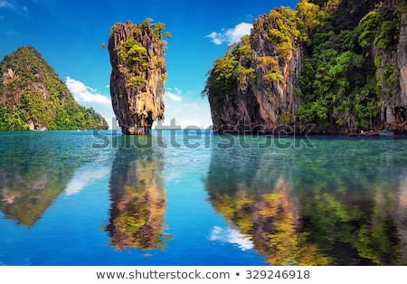 Nature Scenery, Landscape and Seascape Places Stock photo © robuart