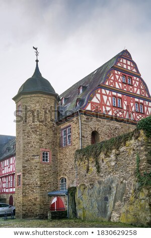 The Hexenturm (Witches' Tower), Idstein, Germany stock photo © borisb17