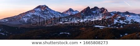 Oregon Sunset Stock photo © craig