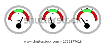 Pressure gauge manometer Stock photo © Paha_L