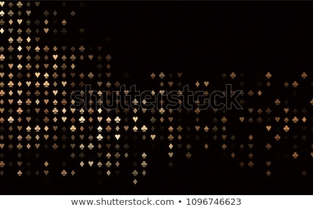 gambling background with casino elements Stock photo © articular
