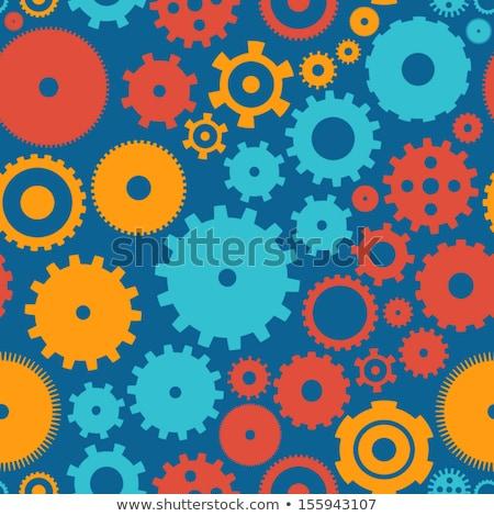 シームレス ベクトル eps8 画像 抽象的な 実例 ストックフォト © ikopylov