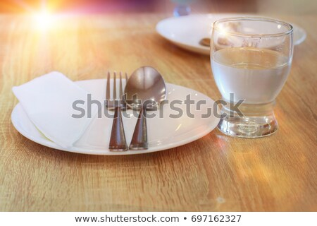 Lunch Time Dining Stock photo © Lightsource