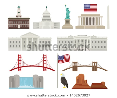 American Buildings Stock photo © franky242