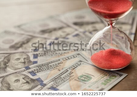 Bleeding Debt Stock photo © Lightsource