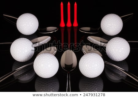 Foto stock: Golfe · preto · vidro · tabela · secretária