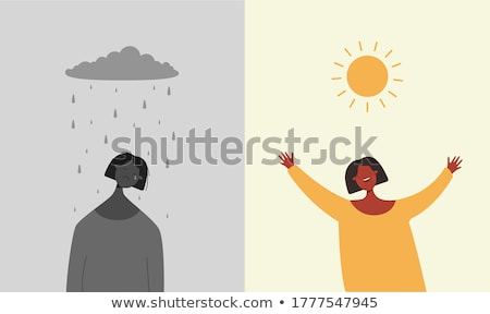 mood disorder stock photo © lightsource