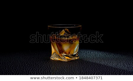 Different cigars on a  glass table  Stock photo © CaptureLight