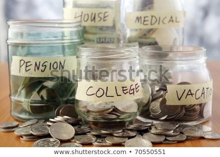 Savings Planning Symbol Stock photo © Lightsource