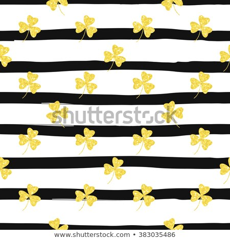 st patricks day seamless pattern endless background texture vector illustration stock photo © lucia_fox