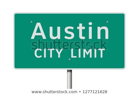 Austin City Limit Stock photo © BrandonSeidel
