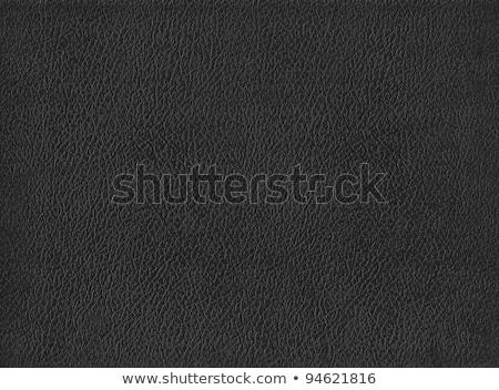 フルフレーム · 革 · 抽象的な · 青 · ヴィンテージ · パターン - ストックフォト © prill