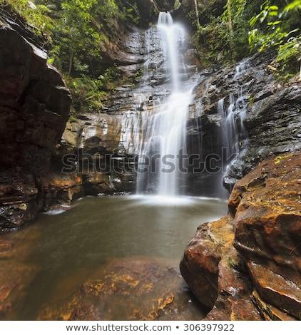 empress falls stock photo © lovleah