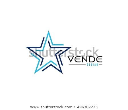 logo star colorful vector symbol icon Stock photo © blaskorizov