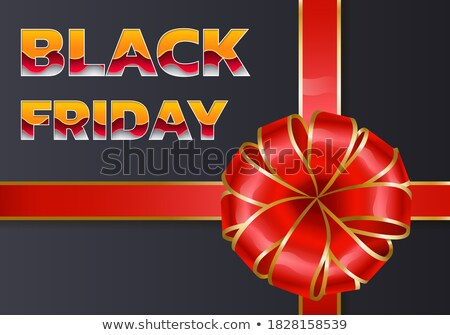 Sale Buy Now, Shopping Proposal Promotional Poster Stock photo © robuart