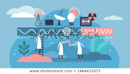 Ultraviolet radiation abstract concept vector illustration. Stock photo © RAStudio