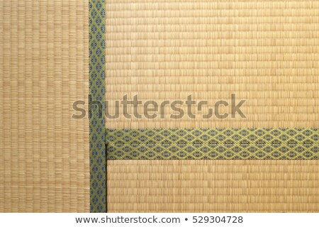 Doku geleneksel japon kültürü yukarı ev arka plan Stok fotoğraf © Ansonstock