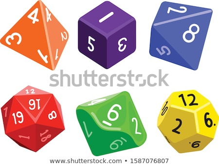 Gaming dice Stock photo © aelice
