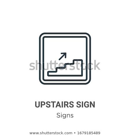 矢印 2階 お金 成功 会社 グラフ ストックフォト © 4designersart