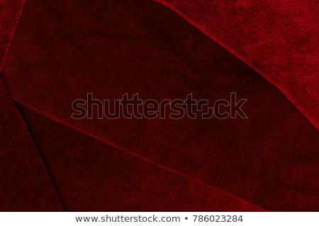 rosso · bella · donna · bionda · nude · donna · sexy - foto d'archivio © dvarg
