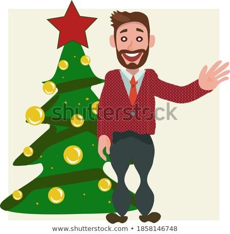 クリスマス · 装飾 · コピースペース · eps · ベクトル · ファイル - ストックフォト © beholdereye