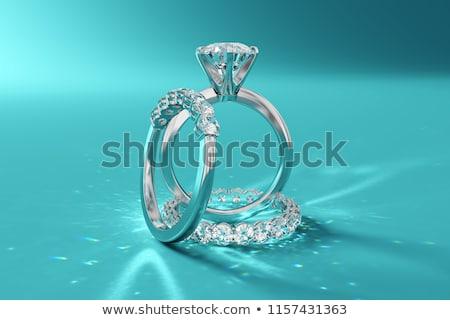 緩い · ダイヤモンド · 多くの · ポイント · 1 · アップ - ストックフォト © kacpura