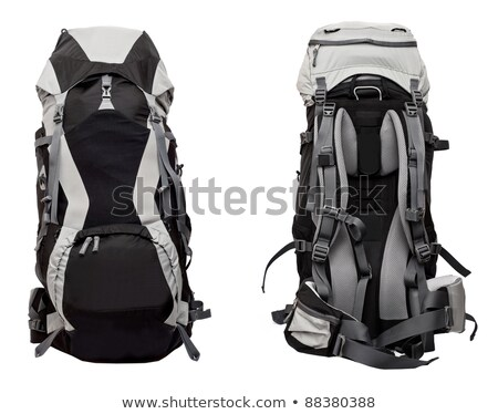a woman with a sportive knapsack Stock photo © photography33