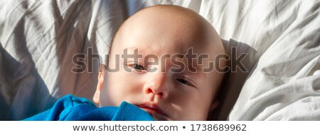 Sleepily Baby stock photo © indiwarm