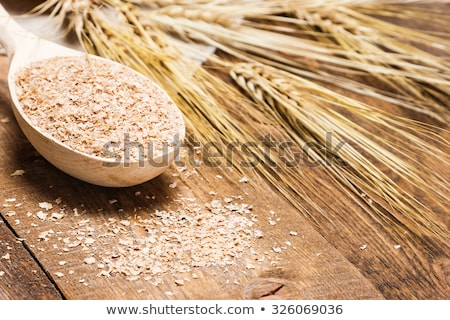 Oat dietary products Stock photo © oksix