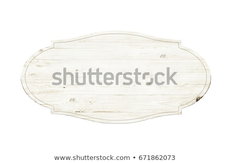 Vintage wood sign Stock photo © hinnamsaisuy
