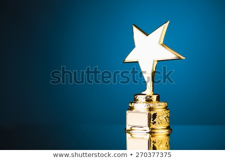 star award trophies stock photo © lightsource