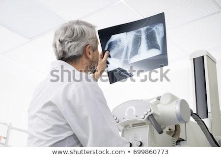 arts · Xray · machine · vrouwelijke · scanner · lichaam - stockfoto © fiftyfootelvis