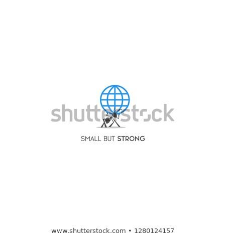 an ants world Stock photo © ArenaCreative