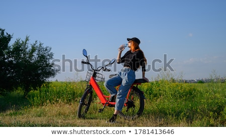 relax biking Stock photo © ongap
