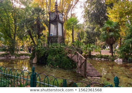 Сток-фото: парка · Рим · Италия · фото · один · редкий