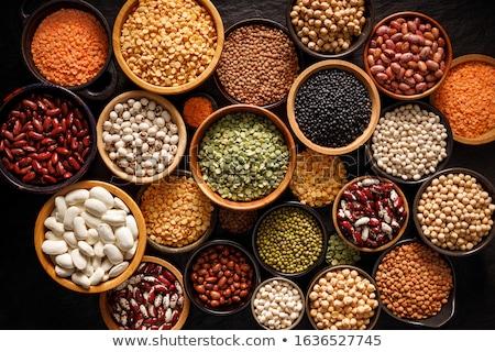 assortment Legumes Stock photo © ivonnewierink