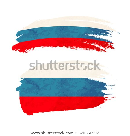 national colours of russia stock photo © perysty