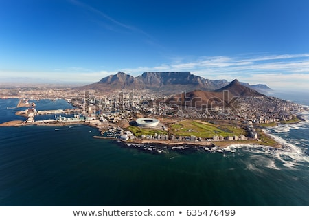 greenpoint and lions head stock photo © dirkr