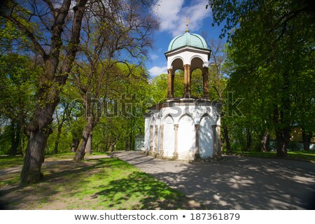 Chapel of the Holy Sepulchre on Petrin Hill  - HDR Image Stock photo © CaptureLight